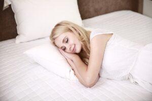 Guter Schlaf - Erholungsphase - Naturtreu - Kraftreserve