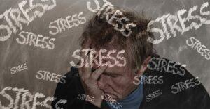 Stress und Testosteronspiegel