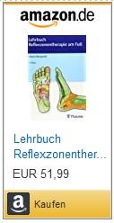 Fußreflexzonen - Lehrbuch