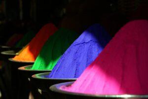 Farben und seine Wirkung