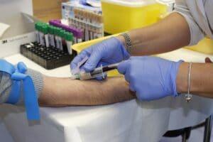 Blutwerte - Messen - Entzündungen - Lebensstil