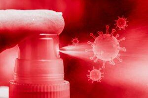 FRIDA 5-Dimensionales Flächenreinigungssystem - Desinfizieren