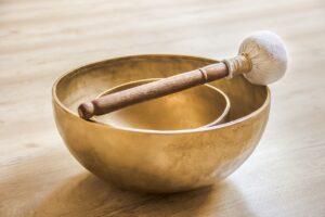 Tibetische Klangschalen Schwingung - Heilung