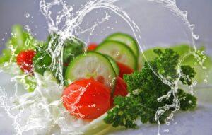 Salat Frisch und Gesund
