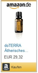 doTERRA Clove ätherisches Öl