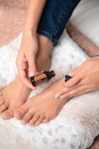 doTERRA Frankincense bei Hautunreinheiten und innerer Unruhe