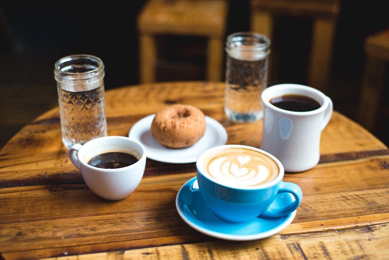 Guter Kaffee oder Espresso - Nomavitla Wasserbelebung