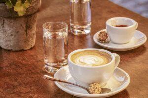 Guter Kaffee oder Espresso - Nomavital Wasserbelebung